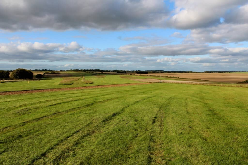 The Gallops at Whitsbury