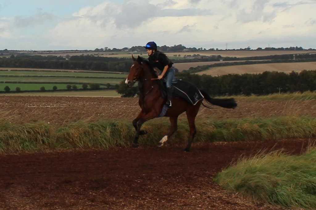 Lalinde Cantering